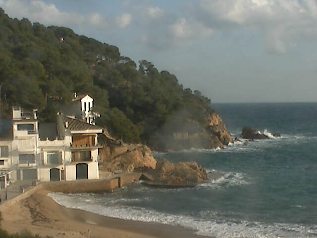 webcam-Costa Brava photo 1
