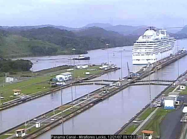 Miraflores Locks photo 4