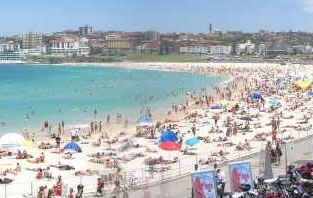 Bondi Beach webcam photo 2