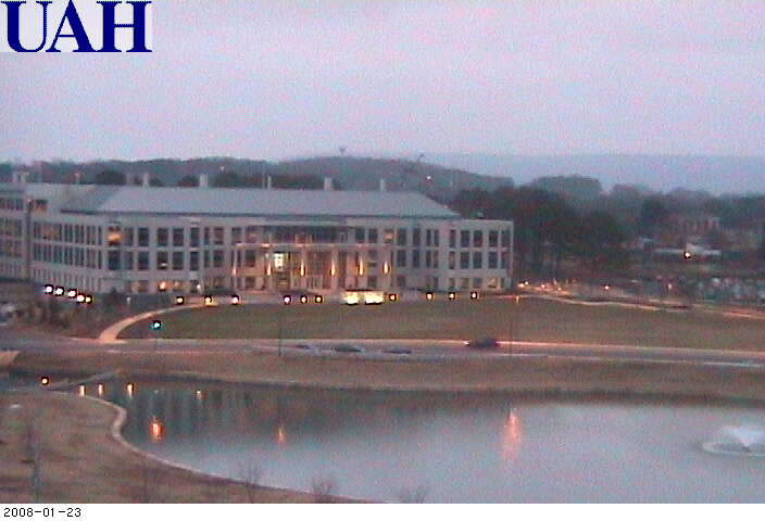 University of Alabama WebCam photo 4