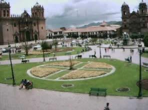 Cusco Webcam - Main Square photo 1