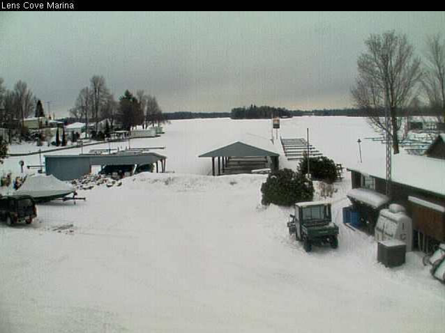 Lens Cove Marina WebCam photo 2