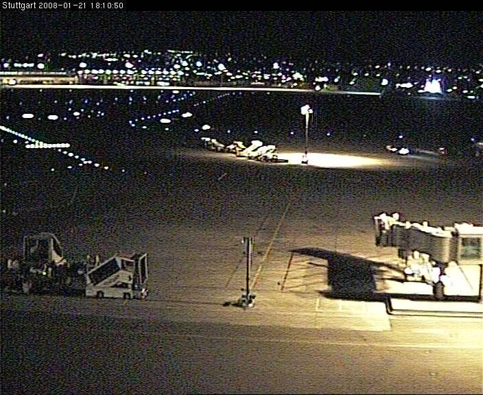 Stuttgart Airport WebCam photo 1
