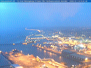 Helsingborg's harbor photo 2
