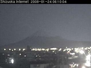 Mt. Fuji Live Camera photo 2