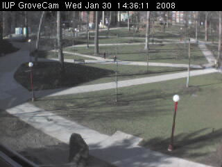 University of Pennsylvania - Grove cam photo 1