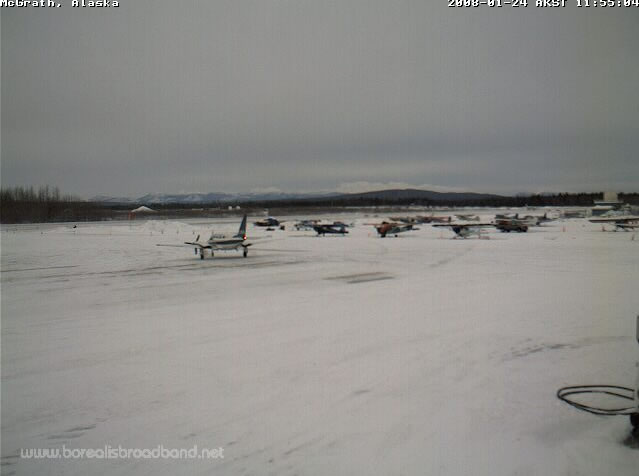 McGrath, Alaska - Airport Ramp photo 3
