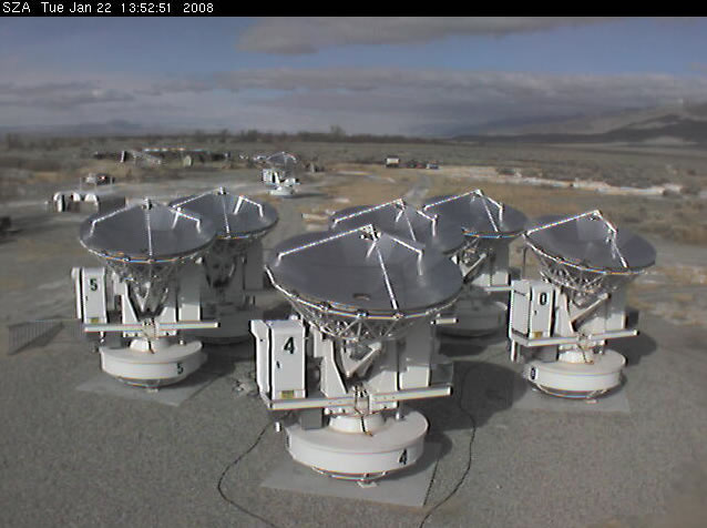 Caltech-Owens Valley Radio Observatory Millimetre Wavelength photo 3