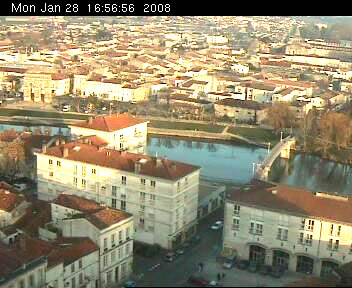Saintes WebCam photo 3