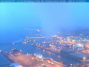 Helsingborg's harbor photo 1