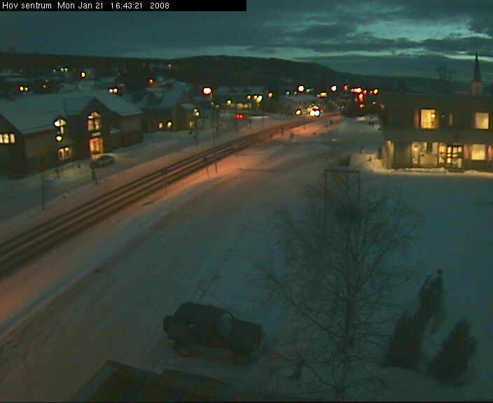 Town center Webcam photo 1