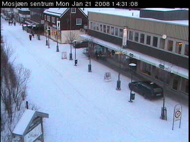 Mosjoen WebCam photo 2
