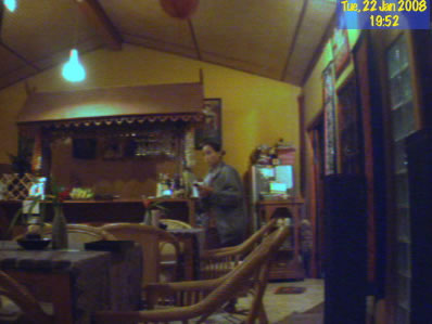 Soppong River Inn Webcam photo 1