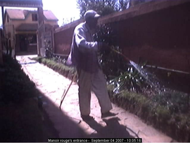 Hotel Manoir rouge's WebCam live  photo 1