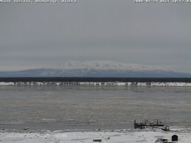 Mount Susitna (Sleeping Lady) photo 1