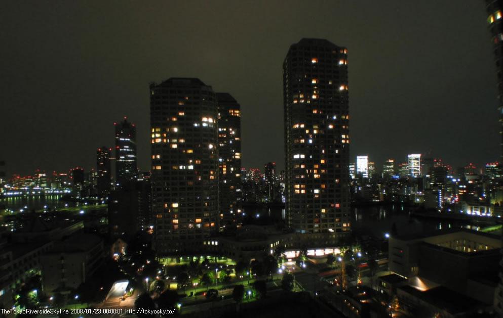 Tokyo Riverside Skyline photo 1