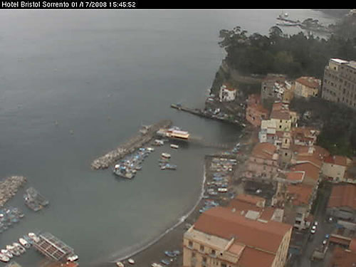 Marina Grande WebCam photo 1