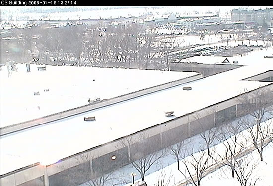 Utah Valley State College WebCam photo 1