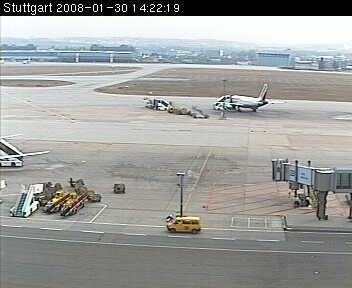 Stuttgart Airport WebCam photo 3