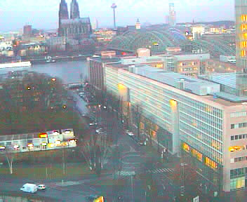 Cologne - LVR Building Cam photo 1