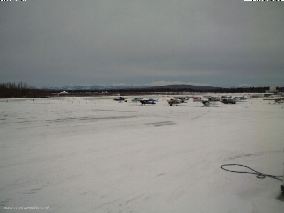 McGrath, Alaska - Airport Ramp photo 1