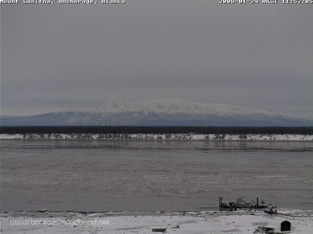 Mount Susitna (Sleeping Lady) photo 2