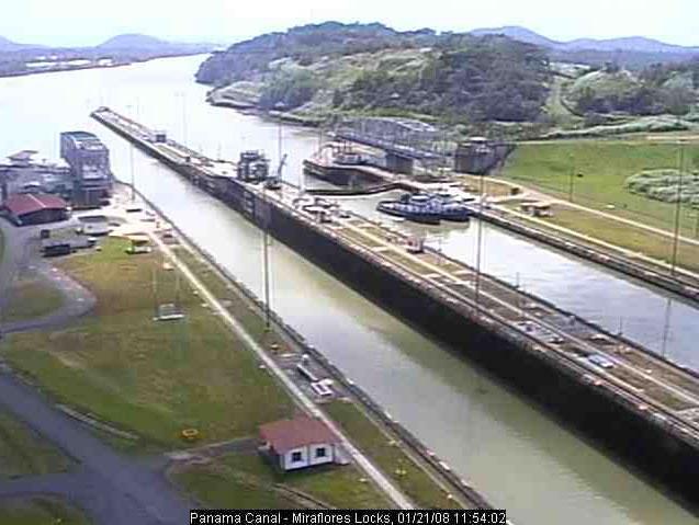 Panama Canal photo 2
