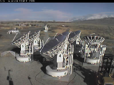 Caltech-Owens Valley Radio Observatory Millimetre Wavelength photo 1