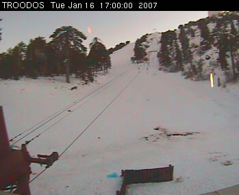 Troodos Webcam photo 1