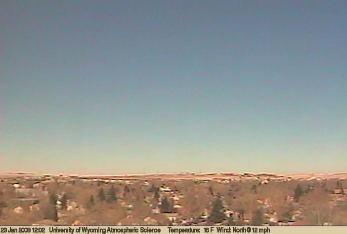 Laramie Weather Cam photo 2