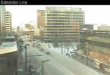 Edmonton WebCam photo 2