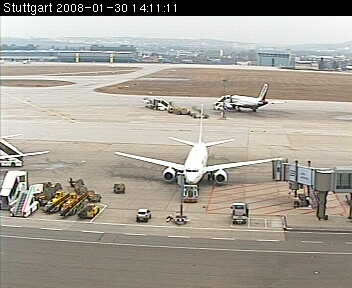 Stuttgart Airport WebCam photo 2