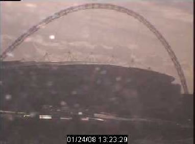 Wembley Stadium Webcam photo 2