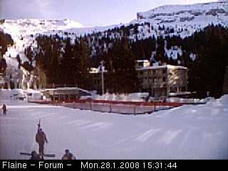 Flaine WebCam photo 2