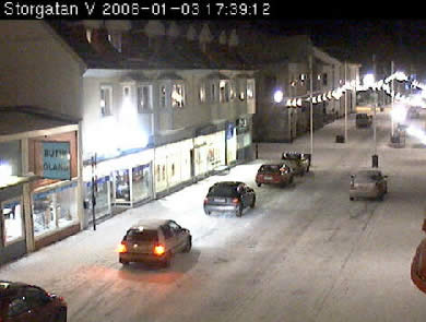 Webcam at Kalmar photo 2