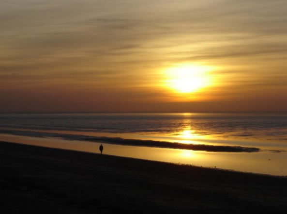 Heacham Beach photo 2