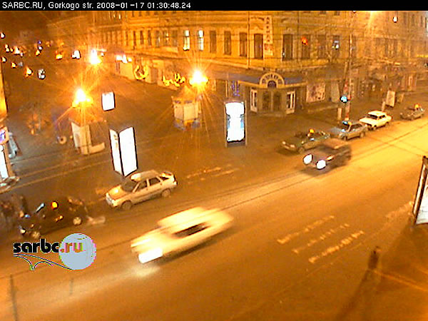 Saratov city WebCam photo 4