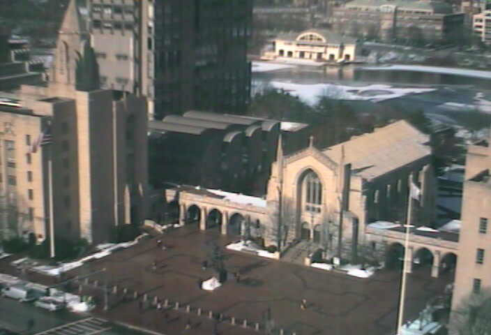 Boston University - Plaza cam photo 2