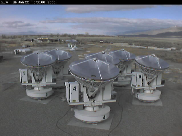 Caltech-Owens Valley Radio Observatory Millimetre Wavelength photo 2