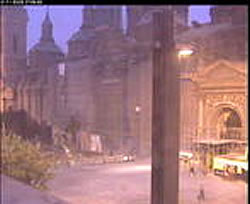 Plaza del Pilar Webcam photo 3