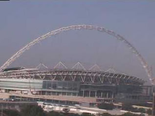 Wembley Stadium Webcam photo 5
