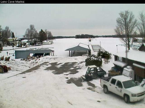 Lens Cove Marina WebCam photo 1