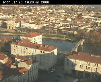 Saintes WebCam photo 1