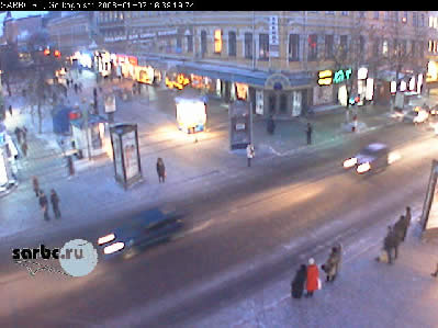 Colorado Traffic Cameras >> Live webcam in Saratov