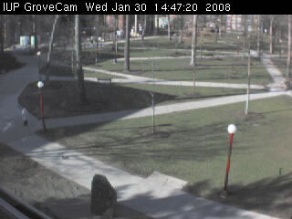 University of Pennsylvania - Grove cam photo 2