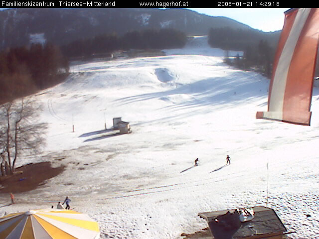 Kaisergebirge Beach WebCam photo 1