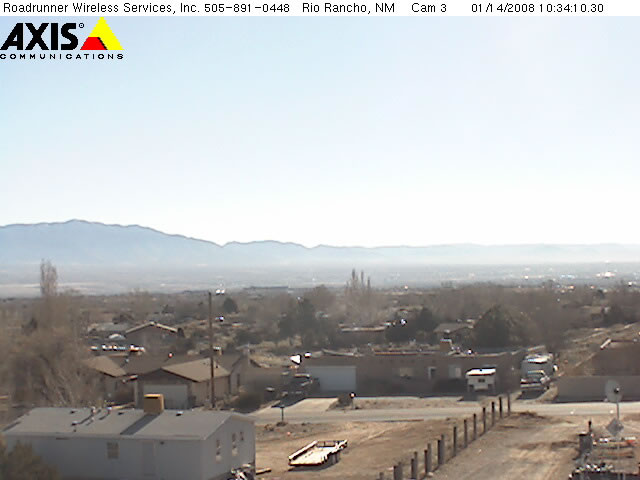 Albuquerque WebCam photo 1