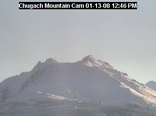Chugach Mountain photo 1