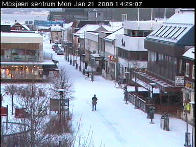 Mosjoen WebCam photo 1