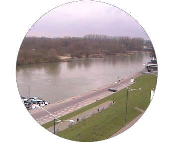 John Frost Bridge WebCam photo 2